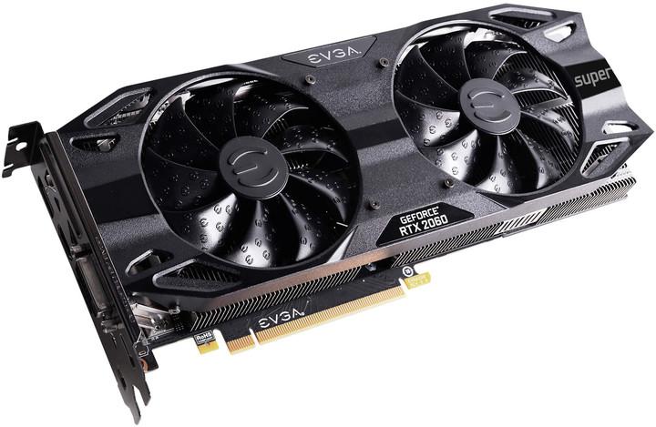 EVGA GeForce RTX 2060 SUPER SC ULTRA GAMING, 8GB GDDR6