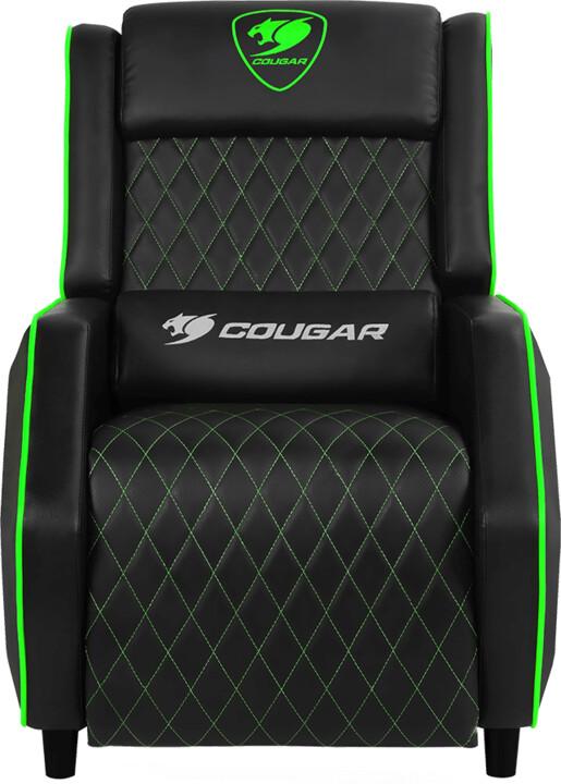 Cougar Ranger XB, černé/zelené