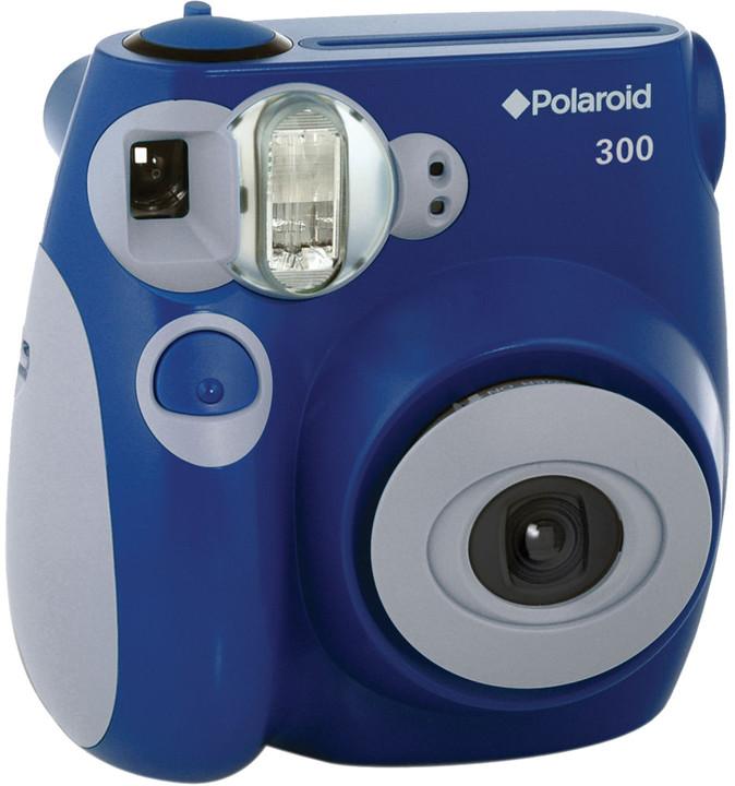 Polaroid PIC-300 Instant, modrá