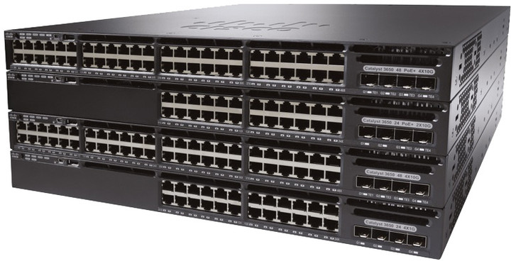 Cisco Catalyst C3650-24PD-L