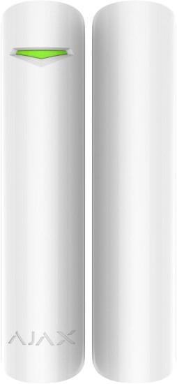 BEDO Ajax DoorProtect Plus - Bezdrátový magnetický kontakt s otřesovým senzorem, bílá