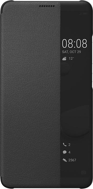 Huawei Original S-View pouzdro Mate 10 Pro, šedá