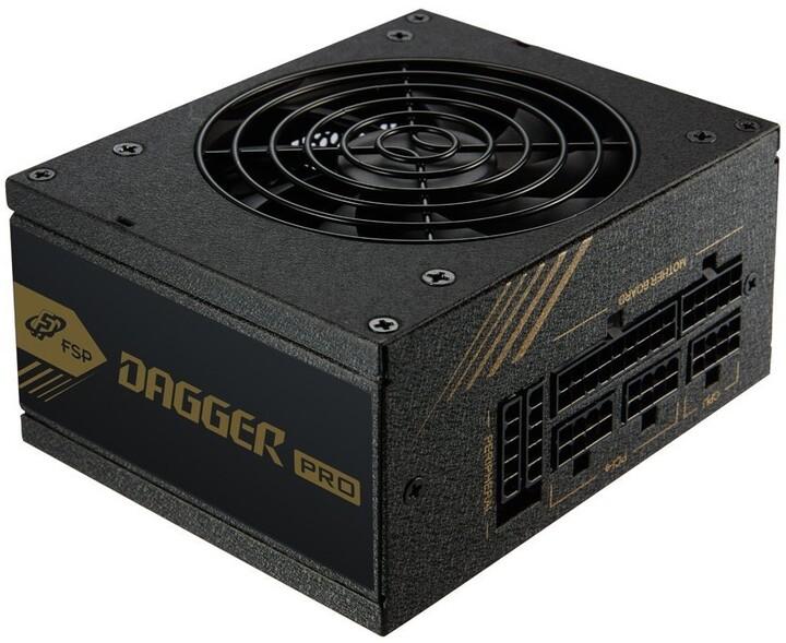 Fortron DAGGER PRO 650 - 650W