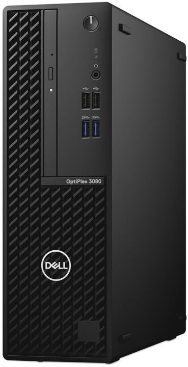 Dell OptiPlex (3080) SFF, černá