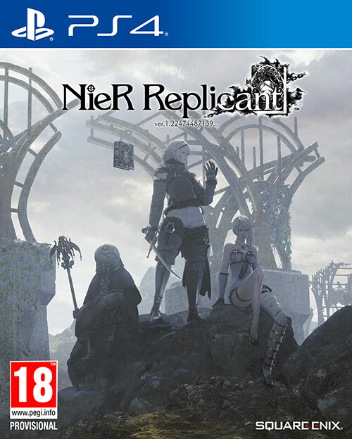 NieR Replicant Ver.1.22474487139 (PS4)