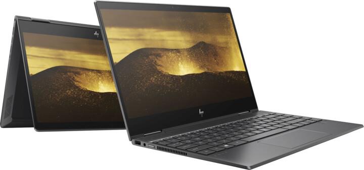HP Envy x360 13-ar0104nc, černá + ON Site záruka