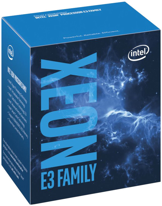 Intel Xeon E3-1225v6