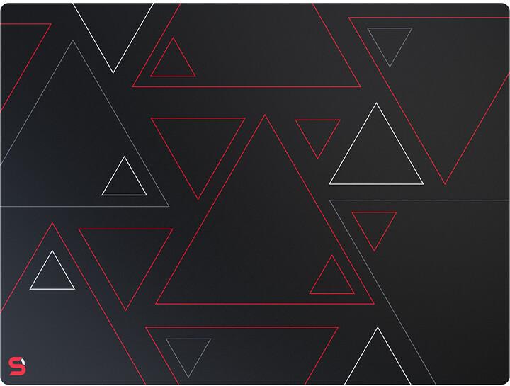 SPC Gear 120R, černá/červená