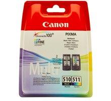 Canon PG-510/CL-511 Multipack O2 TV Sport Pack na 3 měsíce (max. 1x na objednávku)