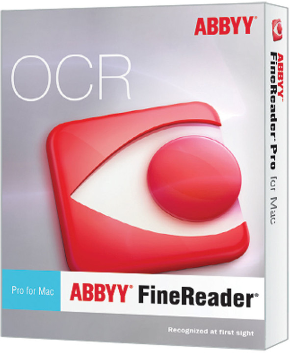 ABBYY FineReader Pro for Mac ESD - CZ Upgrade