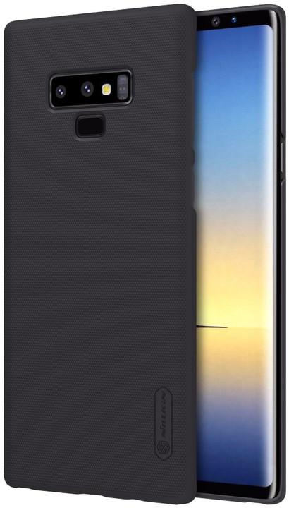 Nillkin Super Frosted zadní kryt pro Samsung N960 Galaxy Note 9, černý