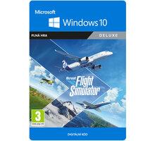 Microsoft Flight Simulator: Deluxe Edition (PC) - elektronicky Elektronické předplatné deníku Sport a časopisu Computer na půl roku v hodnotě 2173 Kč