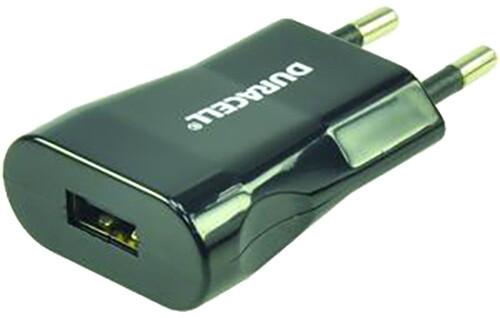 Duracell nabíječka USB 1A