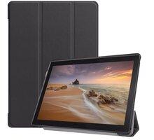 "Tactical Book pouzdro Tri Fold pro Lenovo Tab E10 10.1"", černá - 2448719"