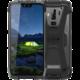 iGET Blackview GBV9700 Pro Black, 6GB/128GB, Black  + Kamera pro noční vidění iGET GNVC-01 pro telefon iGET BLACKVIEW GBV9700 pro Black + Bezdrátová nabíječka iGET Blackview W1 Black v hodnotě 699,- + DIGI TV s více než 100 programy na 1 měsíc zdarma