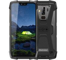iGET Blackview GBV9700 Pro Black, 6GB/128GB, Black + Kamera pro noční vidění iGET GNVC-01 pro telefon iGET BLACKVIEW GBV9700 pro Black + Chytré hodinky iGET ACTIVE A6, černá v hodnotě 2 790,-