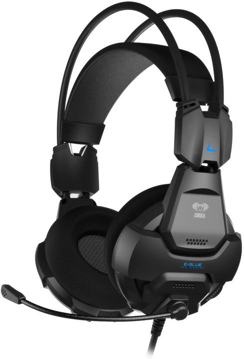E-Blue Cobra HS, černá