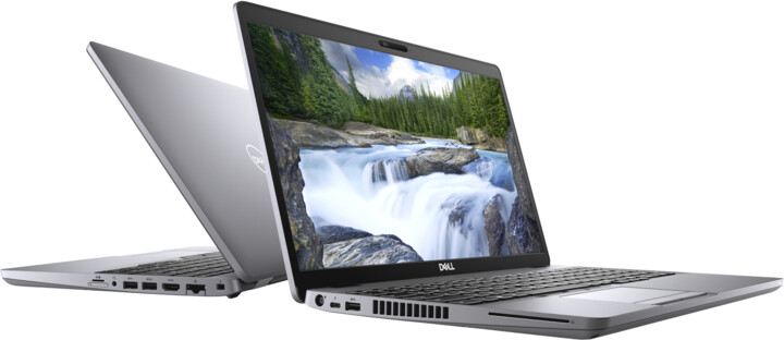 Dell Latitude 15 (5510), šedá