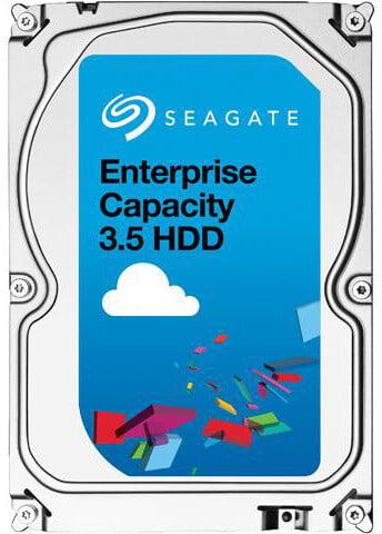 Seagate Enterprise Capacity SATA - 6TB