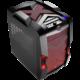 Aerocool Strike-X CUBE, červená  + Voucher až na 3 měsíce HBO GO jako dárek (max 1 ks na objednávku)