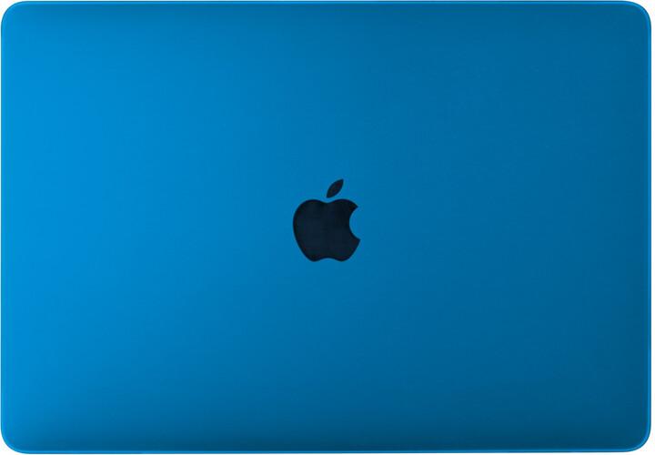 "EPICO plastový kryt Shell Cover MATT pro MacBook Air 13"" (2018/2020), modrá"