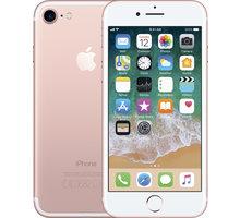 Repasovaný iPhone 7, 32GB, Rose/gold Kuki TV na 2 měsíce zdarma