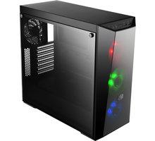 CoolerMaster MasterBox Lite 5 RGB, černá MCW-L5S3-KGNN-02