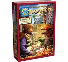 Desková hra Carcassonne rozšíření 2 - Kupci a stavitelé - 012