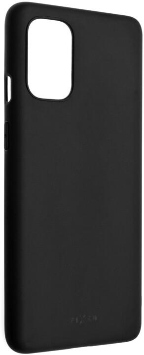 FIXED pogumovaný kryt Story pro OnePlus 8T, černá