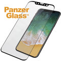 PanzerGlass Edge-to-Edge Case Friendly pro Apple iPhone X, černé