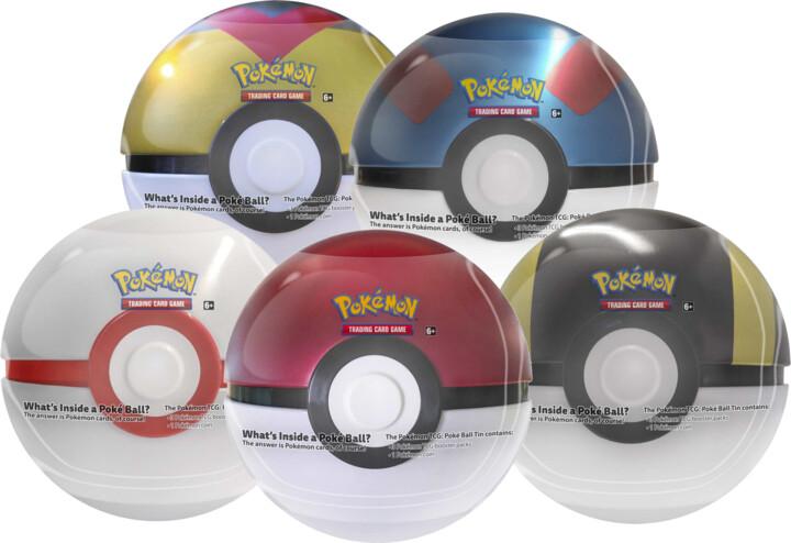 Pokémon TCG: Poké Ball Tin - mix