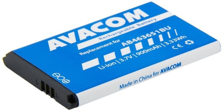 Avacom baterie do mobilu Samsung B3410, 900mAh, Li-Ion