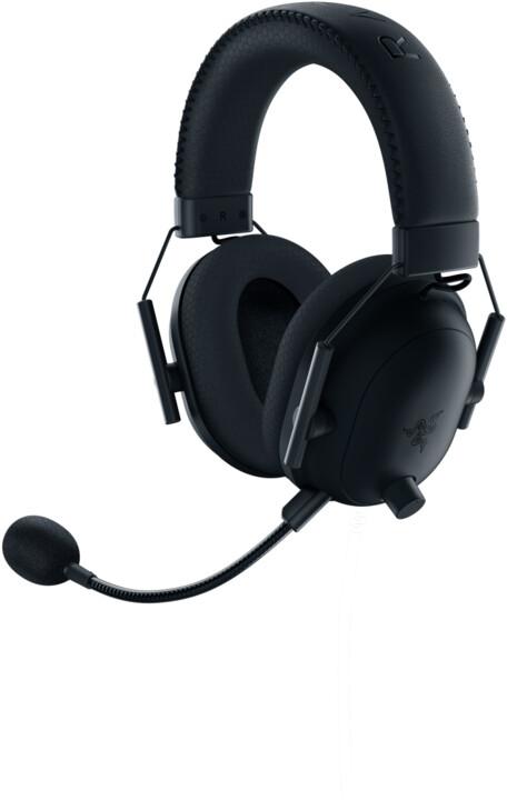 Razer BlackShark V2 Pro, černá