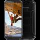 iGET Blackview GBV9500, 4GB/64GB, černá  + Půlroční předplatné magazínů Blesk, Computer, Sport a Reflex v hodnotě 5800Kč