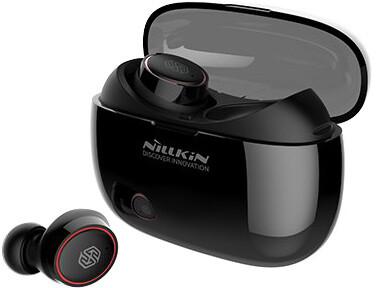 Nillkin Liberty TWS Wireless Bluetooth Earphone, černá/červená