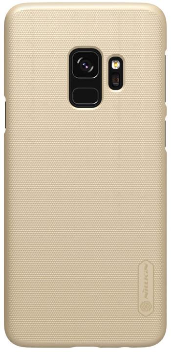 Nillkin Super Frosted zadní kryt pro Samsung G960 Galaxy S9, Gold