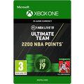 NBA Live 19 - 2200 NBA Points (Xbox ONE) - elektronicky