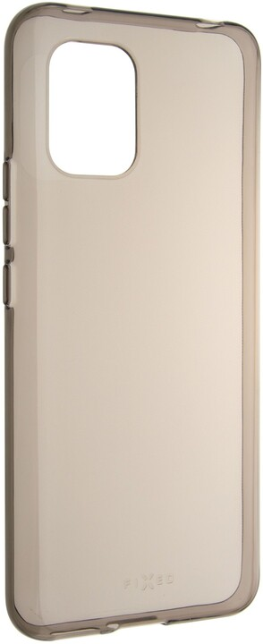 FIXED TPU gelové pouzdro Slim pro Xiaomi Mi10 Lite, 0.6 mm, kouřová