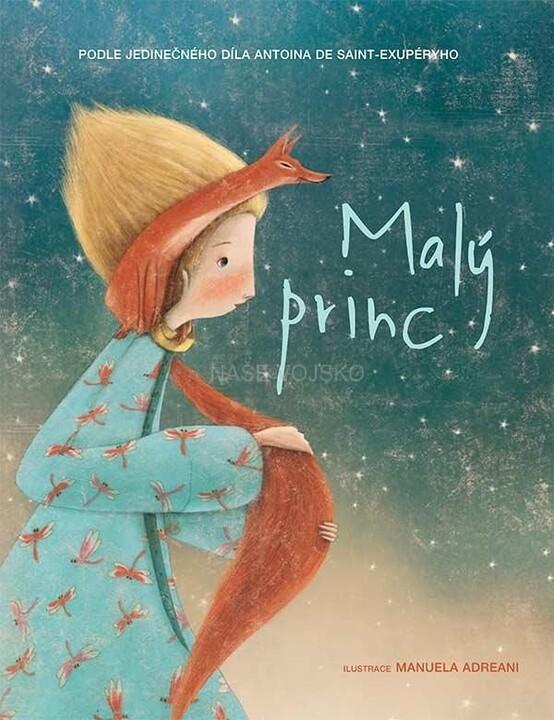 Kniha Malý princ