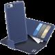 CellularLine COMBO 2v1, odnímatelný zadní kryt, pouzdro typu kniha pro Apple iPhone 7, modrá