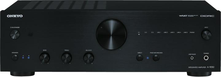 Onkyo A-9050, černá