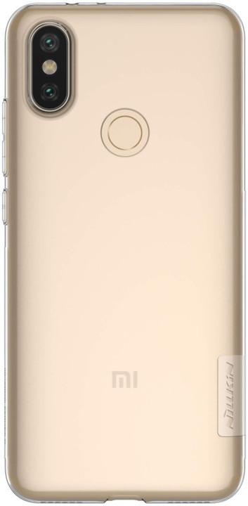 Nillkin Nature TPU Pouzdro pro Xiaomi Mi A2, transparentní