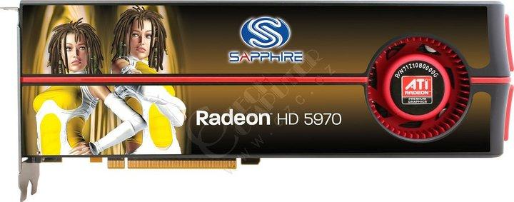 Sapphire HD 5970 (21165-00-51R) 2GB, PCI-E