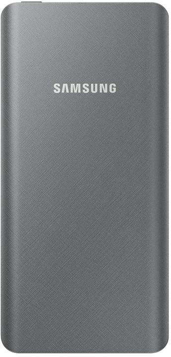 Samsung externí záložní baterie 10000 mAh, USB- C, šedá