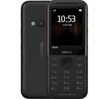 Nokia 5310, Dual SIM, Black/red - 16PISX01A01