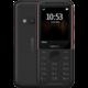 Nokia 5310, Dual SIM, Black/red Kuki TV na 2 měsíce zdarma