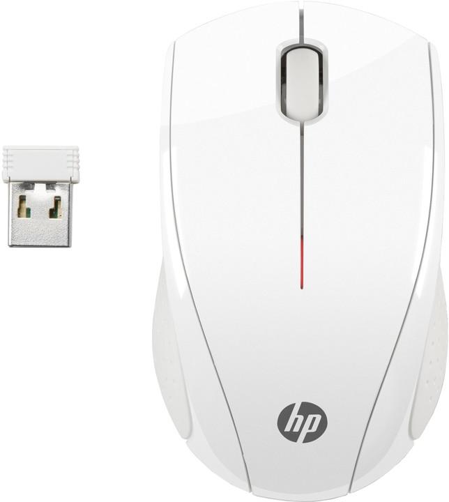 HP X3000, bílá