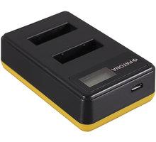 Patona nabíječka Foto Dual LCD Sony NP-BX1 USB - PT181974