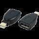 PremiumCord DisplayPort adapter na mini DisplayPort , DP/F - DP/M mini