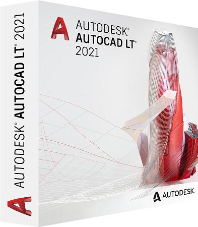 AutoCAD LT 2021 - Commercial - prodloužení - 1 rok, el. licence OFF
